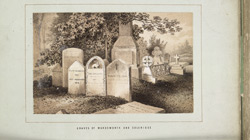 Graves Of Wordsworth & Coleridge